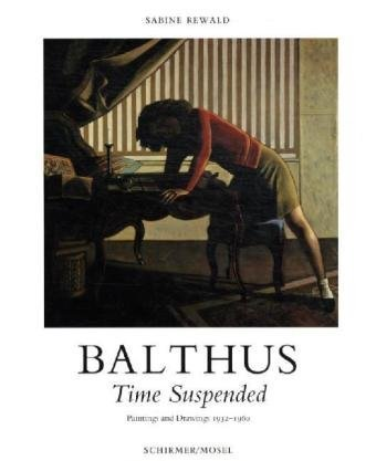 9783829603218: Balthus: Time Suspended