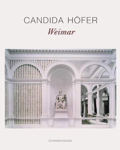 9783829603461: Candida Höfer: Weimar