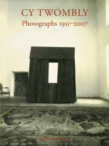 9783829603546: Cy Twombly: Photographs 1951-2007