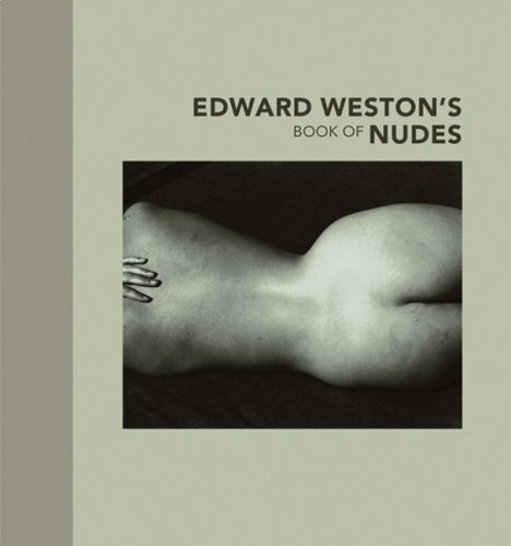 Book of Nudes (3829603606) by Edward Weston