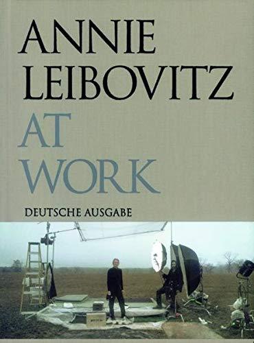 9783829603829: Annie Leibovitz: At Work