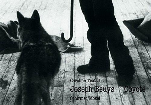 9783829603973: Joseph Beuys. Coyote: I like America and America likes me