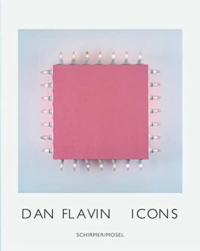 9783829604055: Dan Flavin: Icons