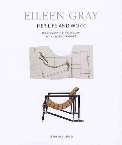 9783829604208: Eileen Gray Her Life Her Work /Anglais