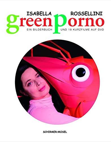 9783829604413: GREEN PORNO: includes DVD