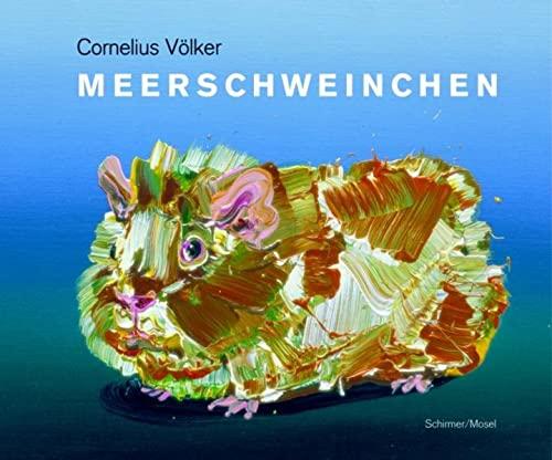 9783829604567: Cornelius Volker Meerschweinchen /Allemand