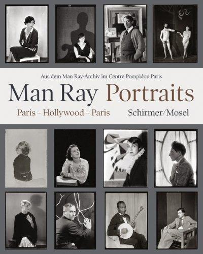 9783829605038: Portraits. Paris, Hollywood, Paris 1921-1976
