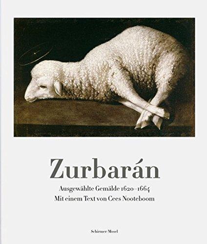 9783829605106: Zurbaran Ausgewahlte Gemalde 1620-1664 /Allemand