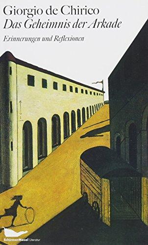 Das Geheimnis der Arkade (3829605358) by Giorgio de Chirico