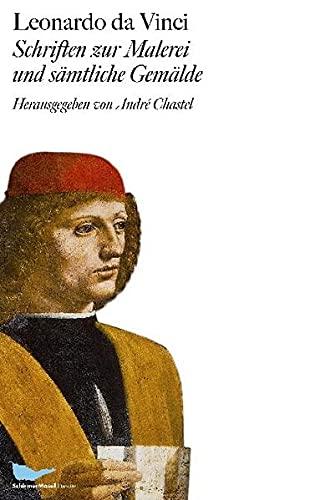 Schriften zur Malerei und sämtliche Gemälde (3829605722) by Leonardo Da Vinci
