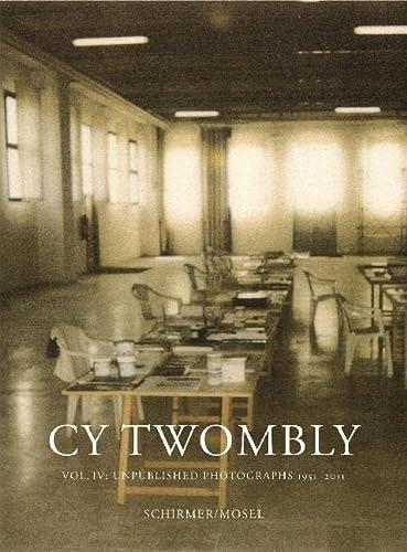 Cy Twombly: Photographs IV: Hochd�rfer, Achim