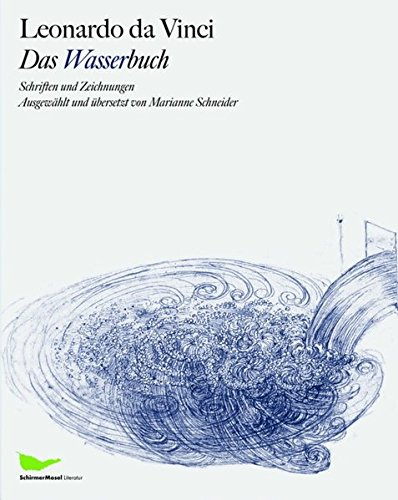 9783829605922: Das Wasserbuch: Schriften und Zeichnungen