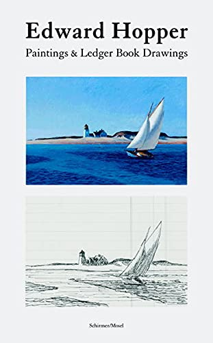 9783829606028: Edward Hopper: Paintings and Ledger Book Drawings