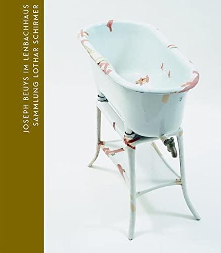 9783829606295: Joseph Beuys im Lenbachhaus: Sammlung Lothar Schirmer