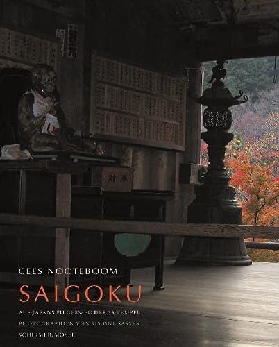 Saigoku - Pilgrimage of the 33 Temples, Photographs by Simone Sassen (German Edition): Sassen, ...