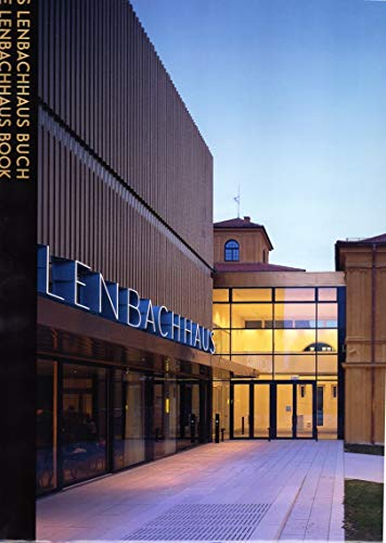 9783829606455: The Lenbachhaus Book: History, Architecture, Collections (English and German Edition)