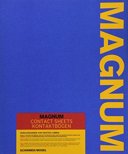 9783829606790: Magnum Contact Sheets / Kontaktbögen: Neuauflage im verkleinerten Format
