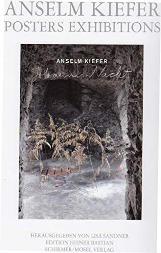 Anselm Kiefer - Posters Exhibitions