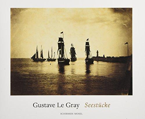 Gustave Le Gray: Seascapes (Hardcover): Hubertus V. Amelunxen