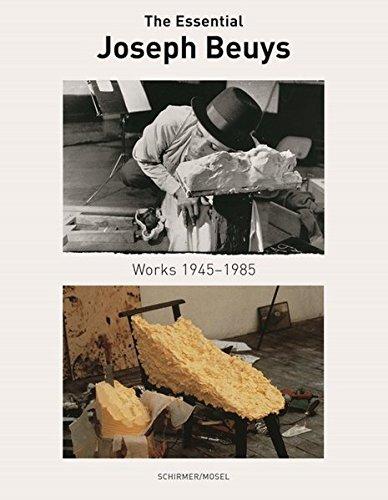 9783829607339: Joseph Beuys works 1945-1985