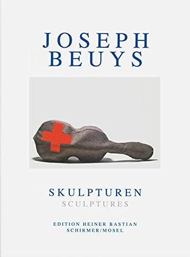 9783829607452: Joseph Beuys skulpturen/sculptures