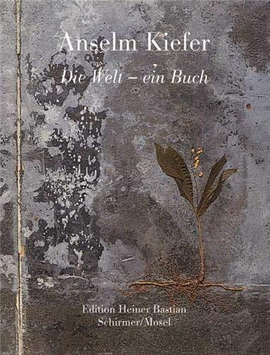 9783829607551: Die Welt - ein Buch: Katalog Museum der bildenden Künste, Leipzig