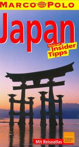 9783829700429: Japan. Marco Polo Reiseführer.