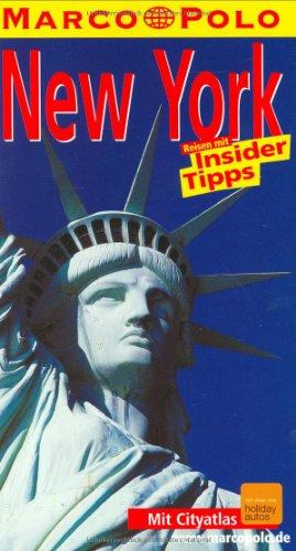 9783829701594: Marco Polo Reiseführer New York