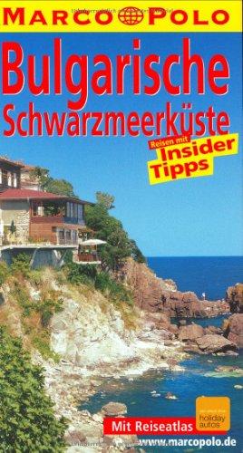 9783829703345: Marco Polo Reiseführer Bulgarische Schwarzmeerküste