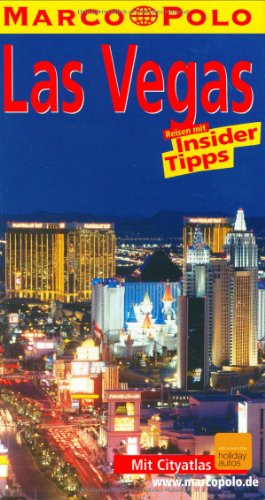 9783829703376: Marco Polo Reiseführer Las Vegas