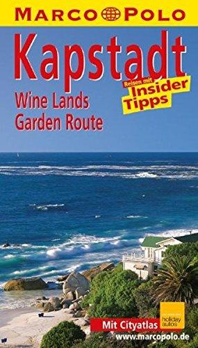 9783829703413: Kapstadt, Wine Lands, Gardenroute