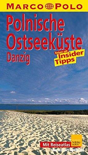 9783829703444: Polnische Ostseeküste/Danzig. Marco Polo Reiseführer. Reisen mit Insider-Tipps