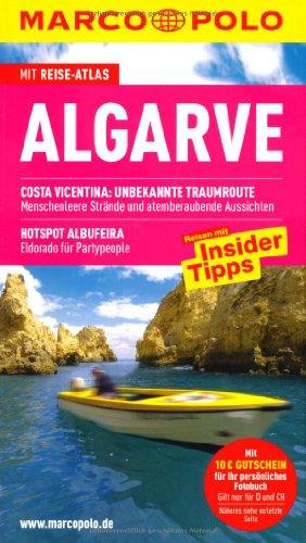 9783829703581: Algarve: Reisen mit Insider-Tipps. Mit Reiseatlas