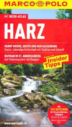 9783829704250: Harz: Reisen mit Insider-Tipps. Mit Reiseatlas