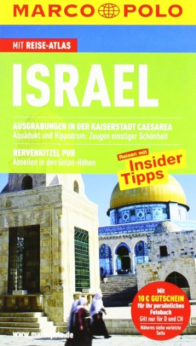 9783829704359: Israel: Reisen mit Insider-Tipps. Mit Reiseatlas