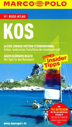 9783829704618: Kos, Nissyros, Kalymnos, Lipsi, Leros, Patmos (Tascabili per viaggiare)