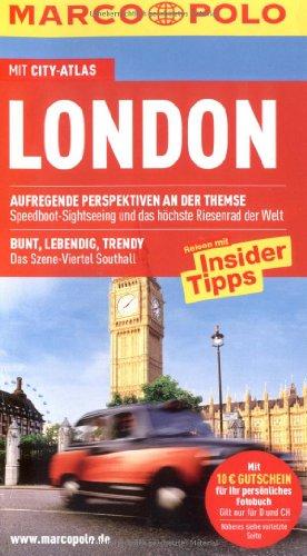 London : Reisen mit Insider-Tipps. Mit City-Atlas - Kathleen Becker