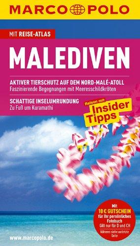 9783829704861: Malediven: Reisen mit Insider-Tipps. Mit Reiseatlas und Sprachf�hrer Englisch
