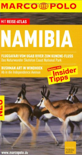 9783829704991: Namibia