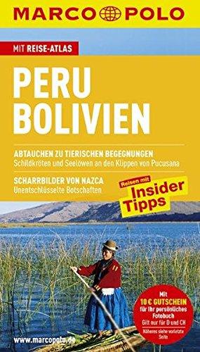 9783829705189: Peru / Bolivien: Mit Reiseatlas. Reisen mit Insider-Tipps