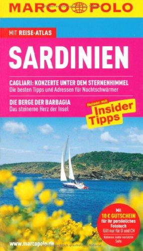9783829705448: Sardinien: Reisen mit Insider-Tipps. Mit Reiseatlas und Sprachführer