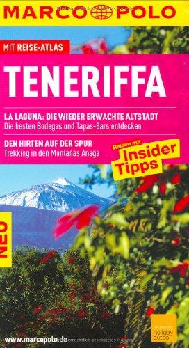 9783829705653: Teneriffa: Reisen mit Insider Tipps. Mit Reise-Atlas und Sprachf�hrer