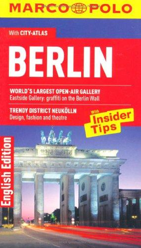 9783829706001: Marco Polo. Berlin. Englische Ausgabe