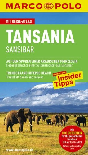 9783829706315: Tansania / Sansibar: Reisen mit Insider Tipps
