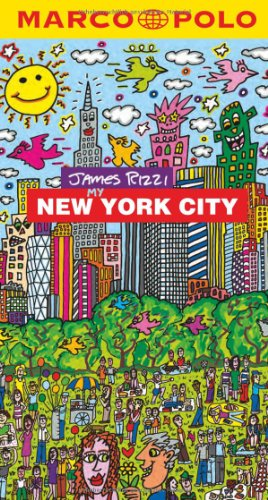 9783829706391: MARCO POLO City Guide - James Rizzi my New York City