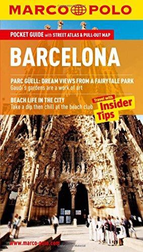 9783829706520: Barcelona Marco Polo Guide (Marco Polo Guides)