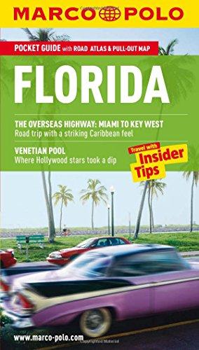 Florida Marco Polo Guide (Marco Polo Guides): Marco Polo Travel