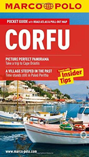 9783829706643: Corfu Marco Polo Guide (Marco Polo Guides)