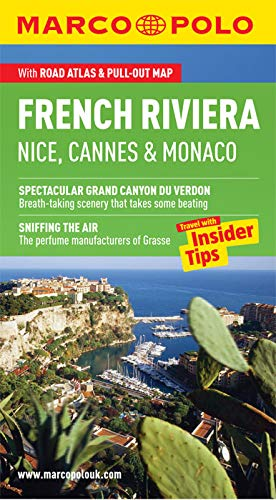 9783829706735: French Riviera, Nice, Cannes & Monaco Marco Polo Pocket Guide (Marco Polo Guides) [Idioma Inglés]