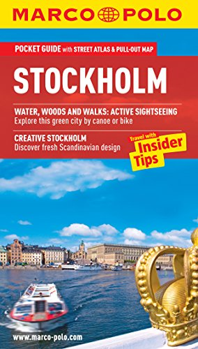 9783829706780: Stockholm Marco Polo Guide (Marco Polo Guides)